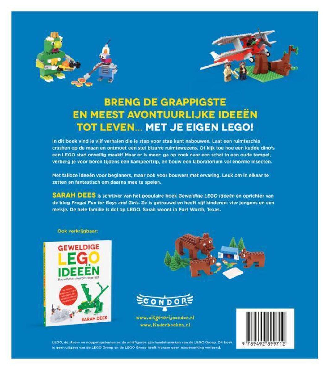 boek fantastische lego ideeen achterkant