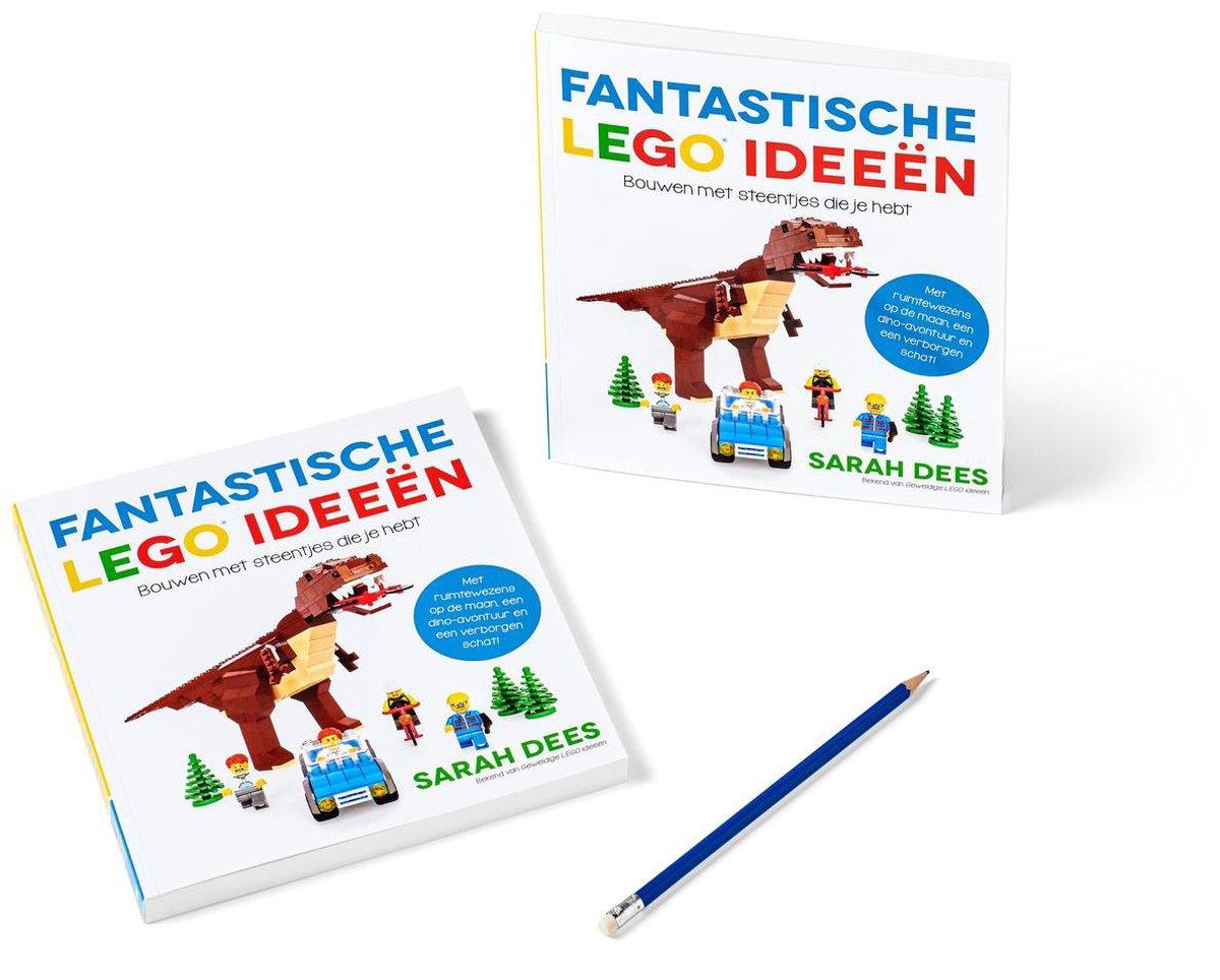 boek lego fantastische ideeen front